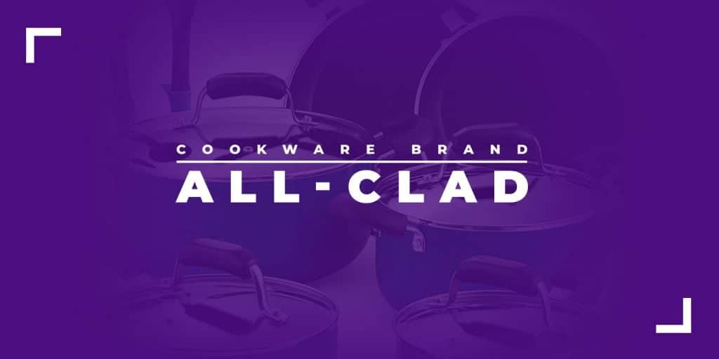 All Clad Cookware Brand