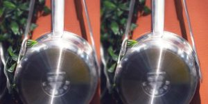How to Clean Bottom of Stainless Steel Pans