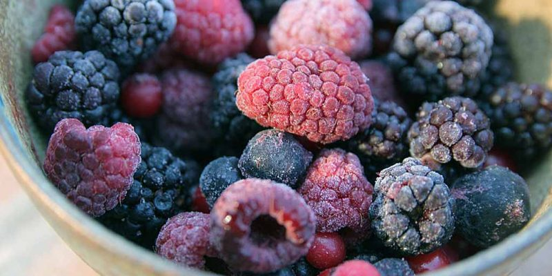 What to Do with Frozen Fruit Besides Smoothies